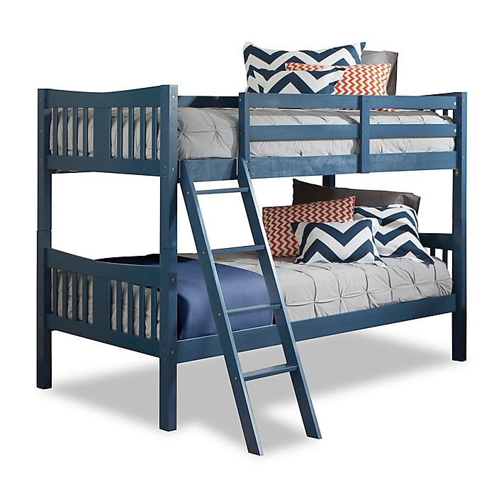 Alternate image 1 for Storkcraft Caribou Twin Bunk Bed