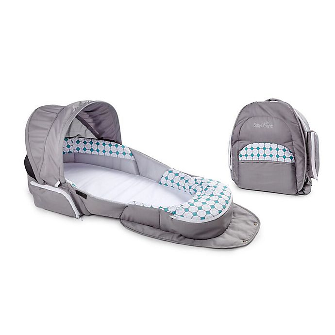 Baby Delight 174 Snuggle Nest 174 Traveler Portable Infant