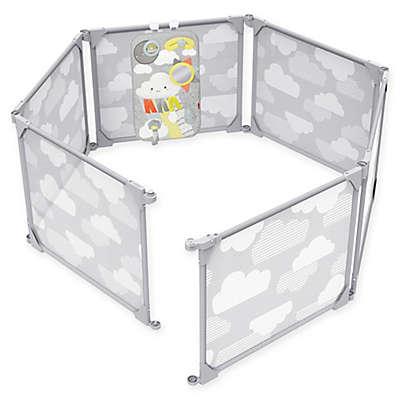 SKIP*HOP® Playview Expandable Enclosure in Grey