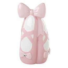 Baby Aspen Ballet Slipper Piggy Bank in Pink