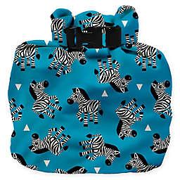 Bambino Mio® Zebra Diaper Wet Bag