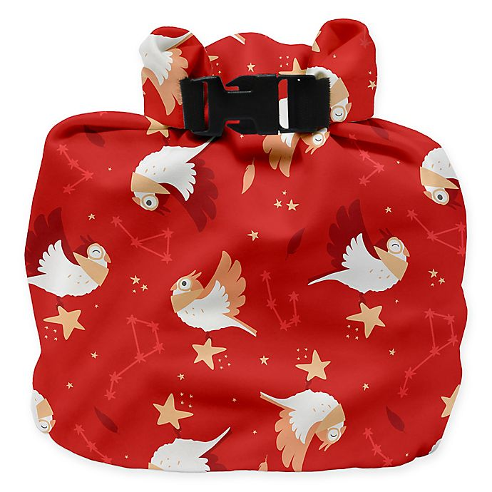 Alternate image 1 for Bambino Mio Starry Night Wet Diaper Bag