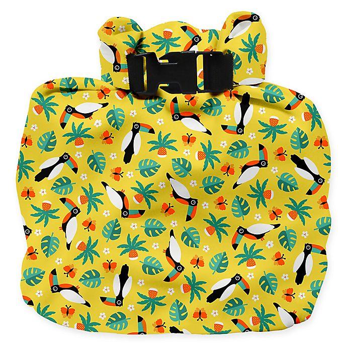 Alternate image 1 for Bambino Mio® Toucan Wet Diaper Bag