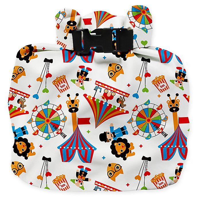 Alternate image 1 for Bambino Mio® Circus Wet Diaper Bag