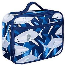 Wildkin Sharks Lunch Box in Blue