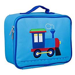 Wildkin Train Lunch Box in Blue