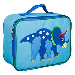 Wildkin Dino Lunch Box in Blue