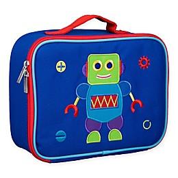 Wildkin Robot Lunch Box in Blue