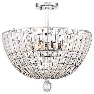 Minka Lavery Braiden Semi-Flush Mount Light