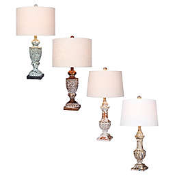 Fangio Lighting Distressed Urn Lamp Collection