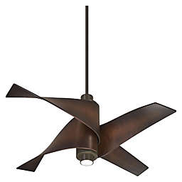 Minka-Aire® Artemis™ IV LED 64-Inch Ceiling Fan with Remote Control