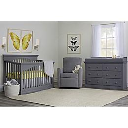 Suite Bebe Bailey Nursery Furniture Collection in Grey