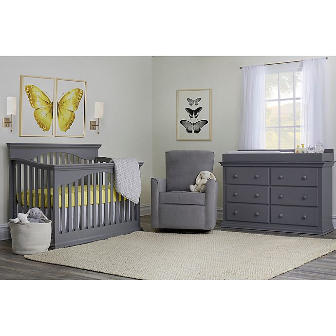 Alternate image 1 for Suite Bebe Bailey Nursery Furniture Collection in Grey