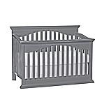 Suite Bebe Bailey 4-in-1 Convertible Crib in Grey