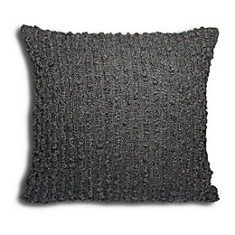 Alamode Home Kelson European Pillow Sham in Grey