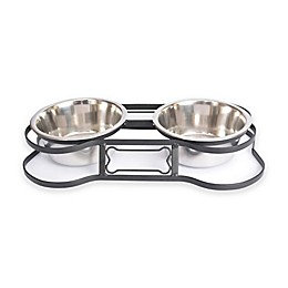 Iconic Pet Heavy Duty Pet Double Diner