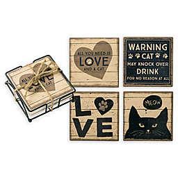 Primitives By Kathy® Stoneware Coaster