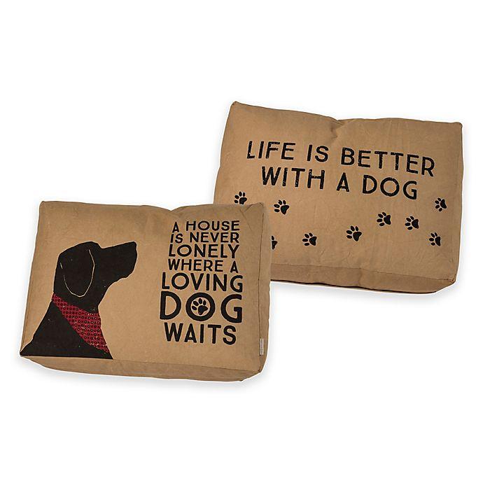 Alternate image 1 for Primitives by Kathy® Loving Dog Large Pet Bed