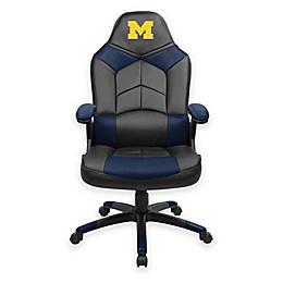 University of Michigan Oversized Gaming Chair