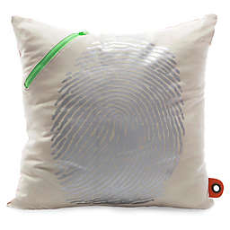 Mimish Scientist Pocket Throw Pillow
