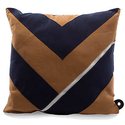 Mimish® Dreamer Square Storage Throw Pillow with Pocket