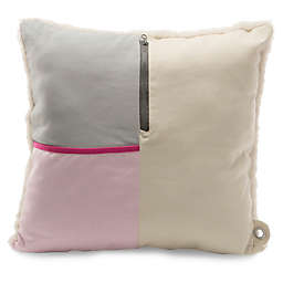 Mimish® Artist Square Storage Throw Pillow with Pockets