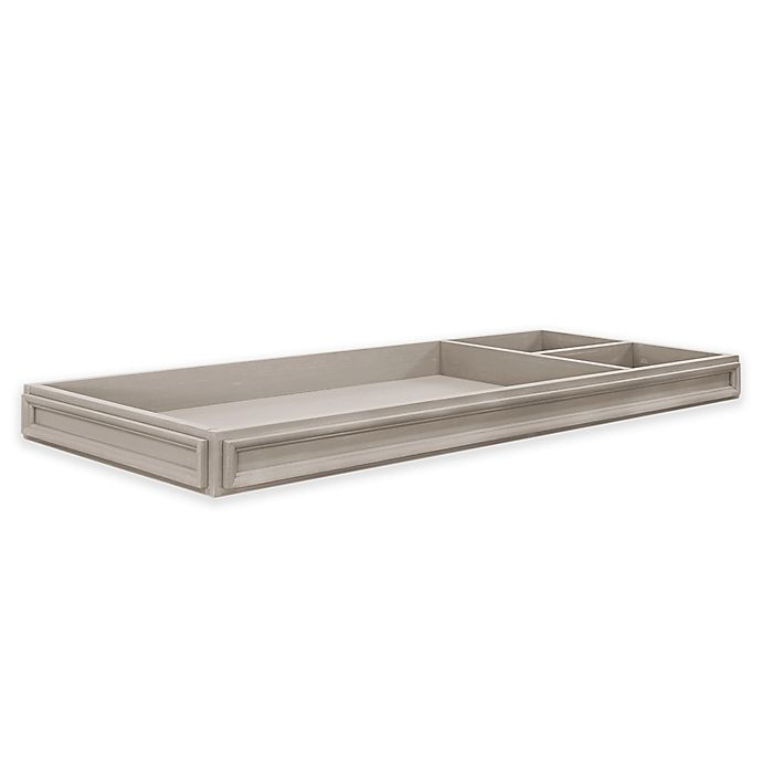 Alternate image 1 for Million Dollar Baby Classic Palermo Removable Changing Tray in Moonstone