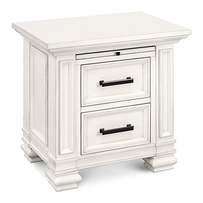 Alternate image 1 for Million Dollar Baby Classic Palermo 2-Drawer Nightstand