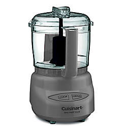 Cuisinart® Serenity 3-Cup Mini-Prep Plus Processor in Monument Grey