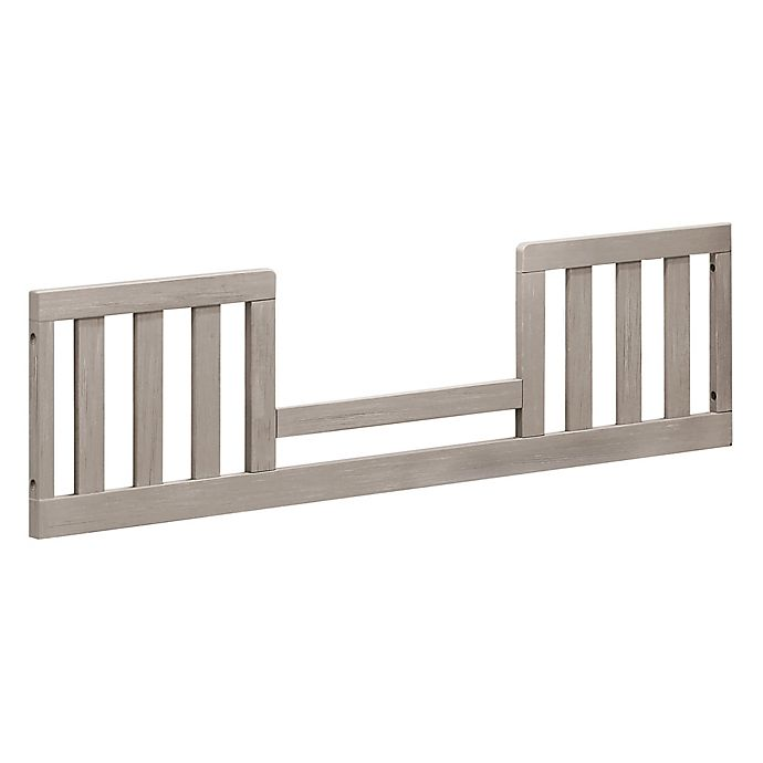 Alternate image 1 for Million Dollar Baby Classic Palermo Toddler Bed Conversion Kit in Moonstone
