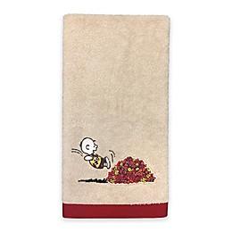Peanuts™ Harvest Hand Towel