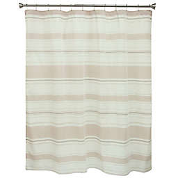 Kayden 70-Inch x 72-Inch Shower Curtain in Blush