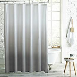 Peri Home Ombre Microsculpt™ Shower Curtain