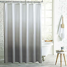 Peri Home Ombre Microsculpt™ Shower Curtain