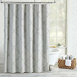 Grey And White Patterned Curtains Bed Bath Beyond