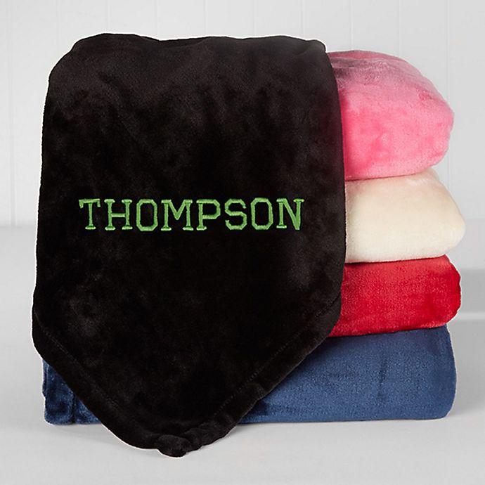 Alternate image 1 for Game Day Fleece Blanket