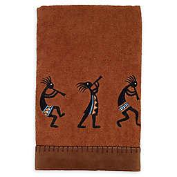 Avanti Zuni Hand Towel in Copper
