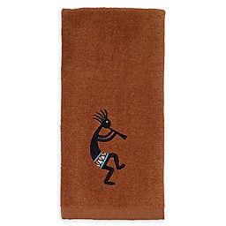 Avanti Zuni Fingertip Towel in Copper