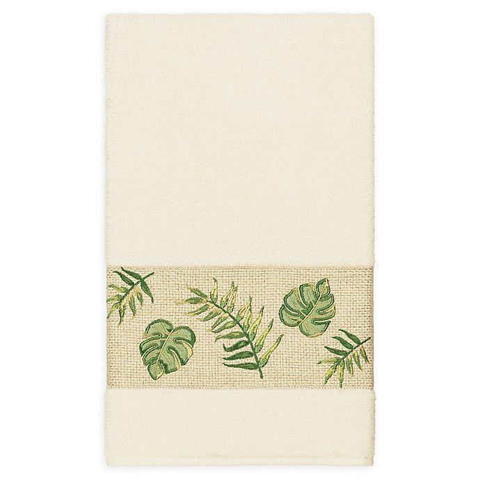 Alternate image 1 for Linum Home Textiles Zoe Tropical Bath Towel