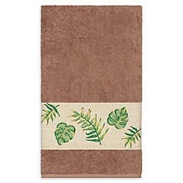 Linum Home Textiles Zoe Tropical Bath Towel