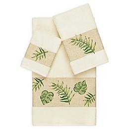 Linum Home Textiles Zoe Tropical Bath Towel Collection