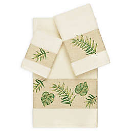 Linum Home Textiles Zoe Tropical Bath Towel Collection