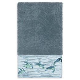 Linum Home Textiles Mia Sea Turtle Bath Towel