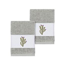 Linum Home Textiles Mila Washcloths (Set of 2)