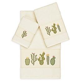 Linum Home Textiles 3-Piece Mila Bath Towel Set