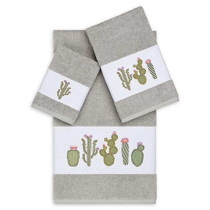 Alternate image 1 for Linum Home Textiles 3-Piece Mila Bath Towel Set