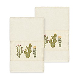 Linum Home Textiles Mila Hand Towels (Set of 2)