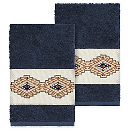 Linum Home Textiles Gianna Hand Towels (Set of 2)