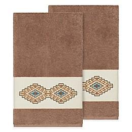 Linum Home Textiles Gianna Bath Towels (Set of 2)