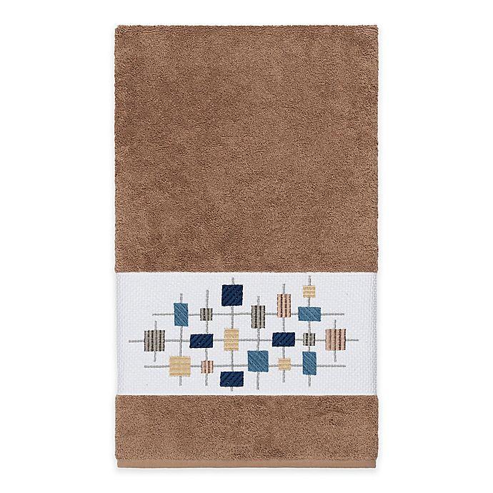 Alternate image 1 for Linum Home Textiles Khloe Bath Towel